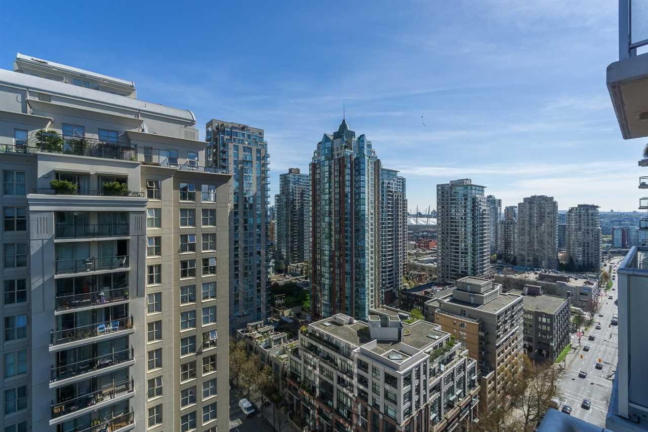 1001 Richards Street Vancouver